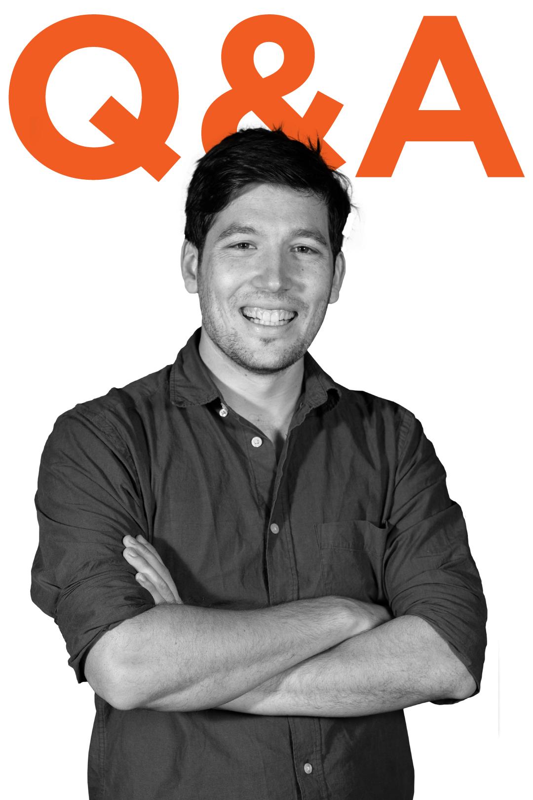 Michael Wesevich - QA Web Header